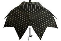mundane obsession: le parapluie