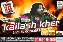 Kailash Kher - Live In Concert