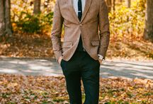 Autumn men´s look