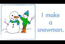 Winter Videos / Penguins, Polar Bears, Snow