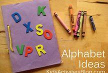 Kids Education Ideas / by Deb Shimek-Hanson