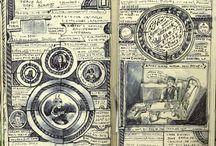 Sketchbooks, Journals, Studies / by Freelancer