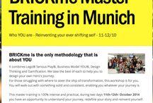 Brickme training in Munich / https://www.smore.com/47de2