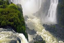 wonderful waterfalls / Waterfalls that are really awesome. / by Messerschmidt Gail