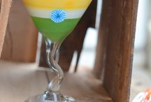 Tri Color Food for Independence day / Tri Color Food for Independence day