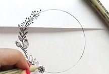 tegning og maling
