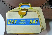 Airlines Baggage Labels Luggage Labels / Antique and Vintage Airlines Baggage Labels