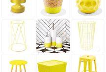 Kolor w ogrodzie Żółty