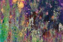 Abstracción/ texturas