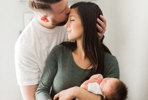 Hughes Family Newborn Session