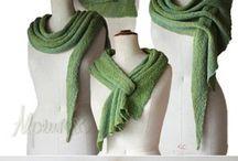 Шали,палантины,шарфы...
