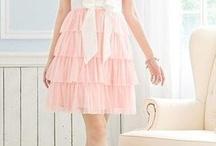 Wedding belles // bridesmaid dresses