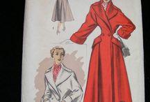 Vintage Pattern Art :: 50s/60s