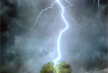 Stormy Weather ! / Persecuted, but not forsaken; struck down, but not destroyed. 2 Cor 4:9 / by Valerie Redmon