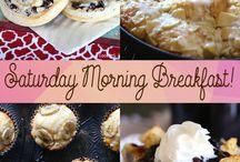 Lazy Sundays / Sleepovers / Holiday Mornings