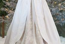 kjole til dåben