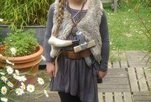 Viking costume for school