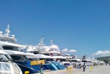 Mediterranean Yacht Show / Yachting & sailing