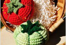 If you like crochet food