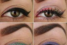 Makeup e look