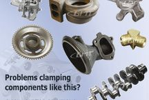 Special chucks / GMT offers workholding solutions to meet your machining requirement. GMT makes custom built chucking system for special applications. These specially designed Power Operated Chucks have gained the trust of GMT customers due to GMT's high technical standards. With modern manufacturing facilities, GMT is able to meet & deliver special workholding for special applications.