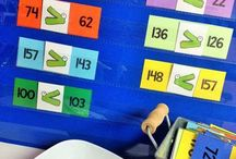 Math Centers / Ideas and activities for math centers.