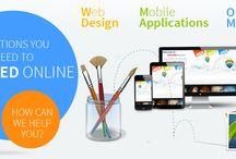 Website Design & Development / Our recent projects on website design and development .