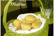 muffins and breads / by Andréa Collins