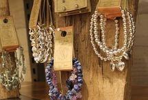 Craft fair displays