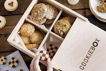 упаковка для печенья  и сладостей