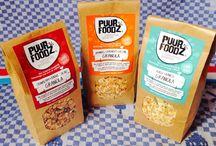 Snacks van Soepp / De healthy snacks die bij Soepp te krijgen zijn