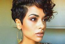 Hairstyles / Hairstyles, haircuts and everything about for women - Todo acerca de peinados, cortes de cabello, tips, todo para cualquier estilo de pelo