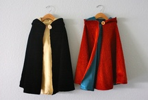 cape for kids