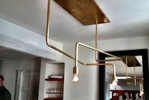 Rooms/Lighting / Inspiration for Moshé's latest interior design projects, both residential and commercial.