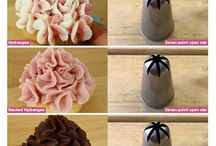 Decorating tips for cakes