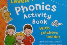 Work Books / Una raccolta di libri di esercizi in inglese per i diversi livello d'apprendimento