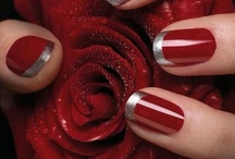 UÑAS BELLAS / NAILS / by Roxibel Medero