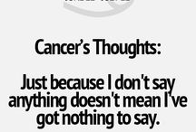 Cancer (Star signs...)