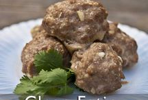Clean eating meat balls / Meat balls