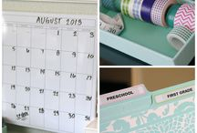organization tips / by Carrie Gomez