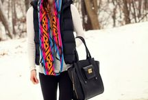 Winter and autumn style