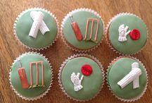 9th Birthday - Cricket Theme