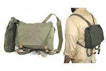 Backpacks, Bags and Pouches