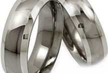 Tungsten wedding band