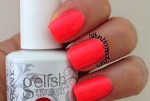 Gelish colours