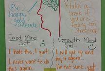 Mindset / How to grow