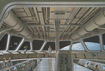 Interiors Scifi