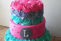 Szülinapi tortán