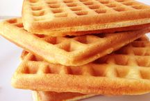 waffles  Churros e Crepes