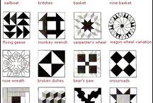 Quilt art projects